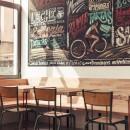 cafe babel torrelodones rotulacion a mano graffiti pizarra 4