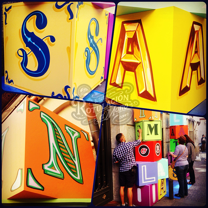 decoraccion 2014 letras 2