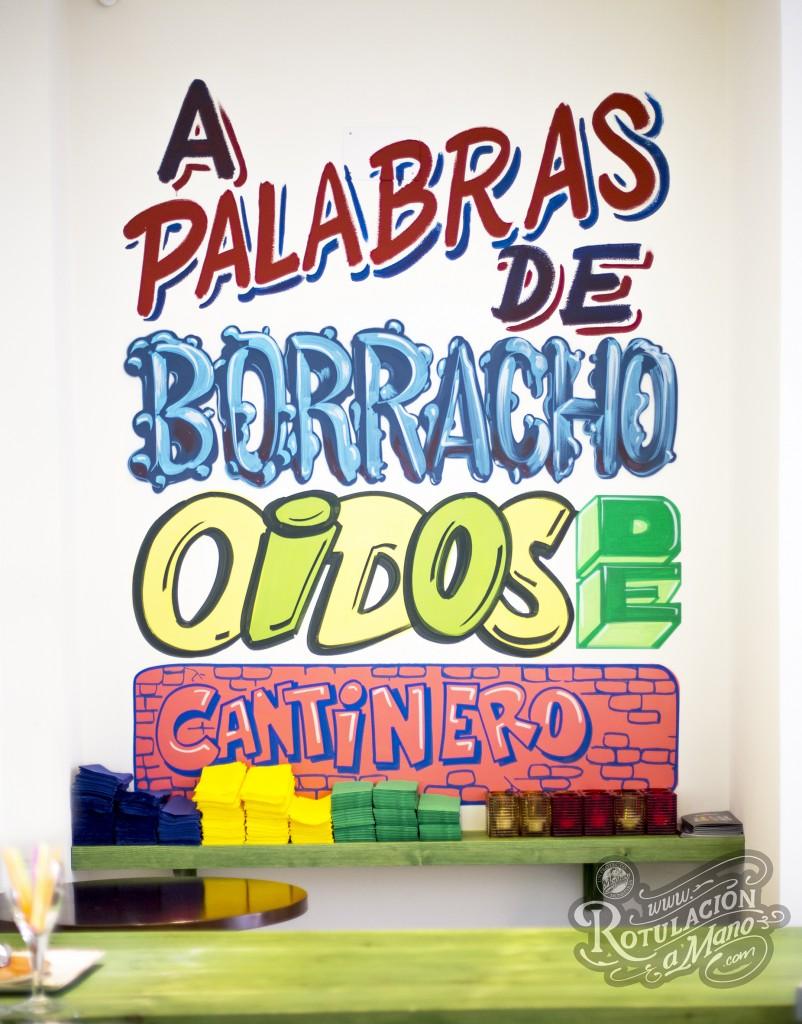 restaurante mexicano colores de mexico murales, decoracion rotulacion (3)