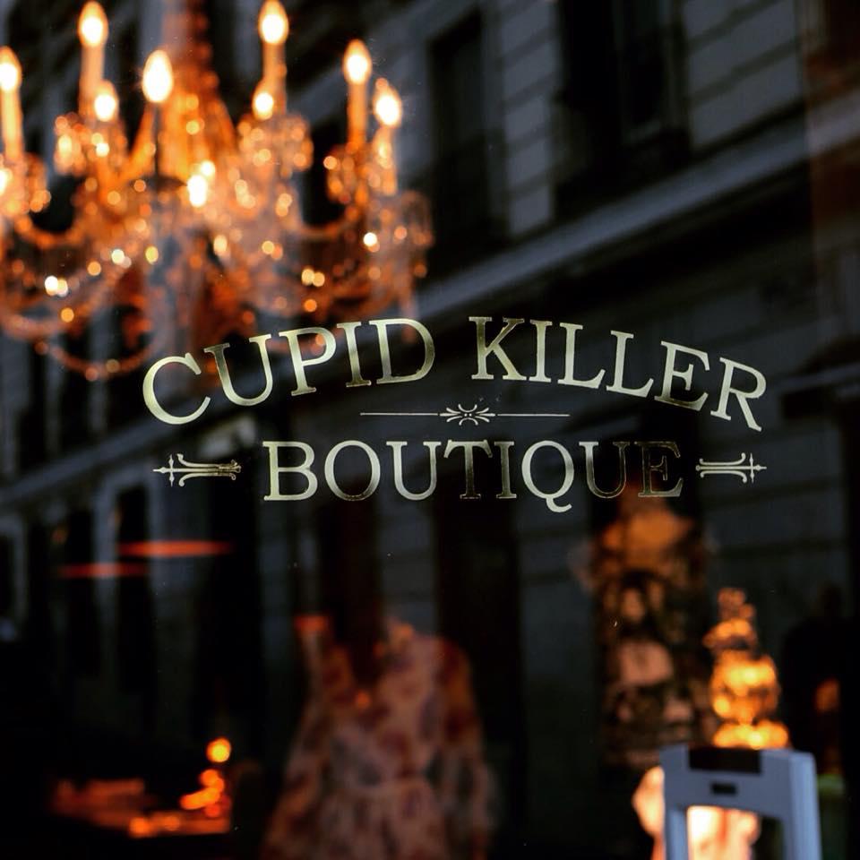 Pan de oro cupid Killer