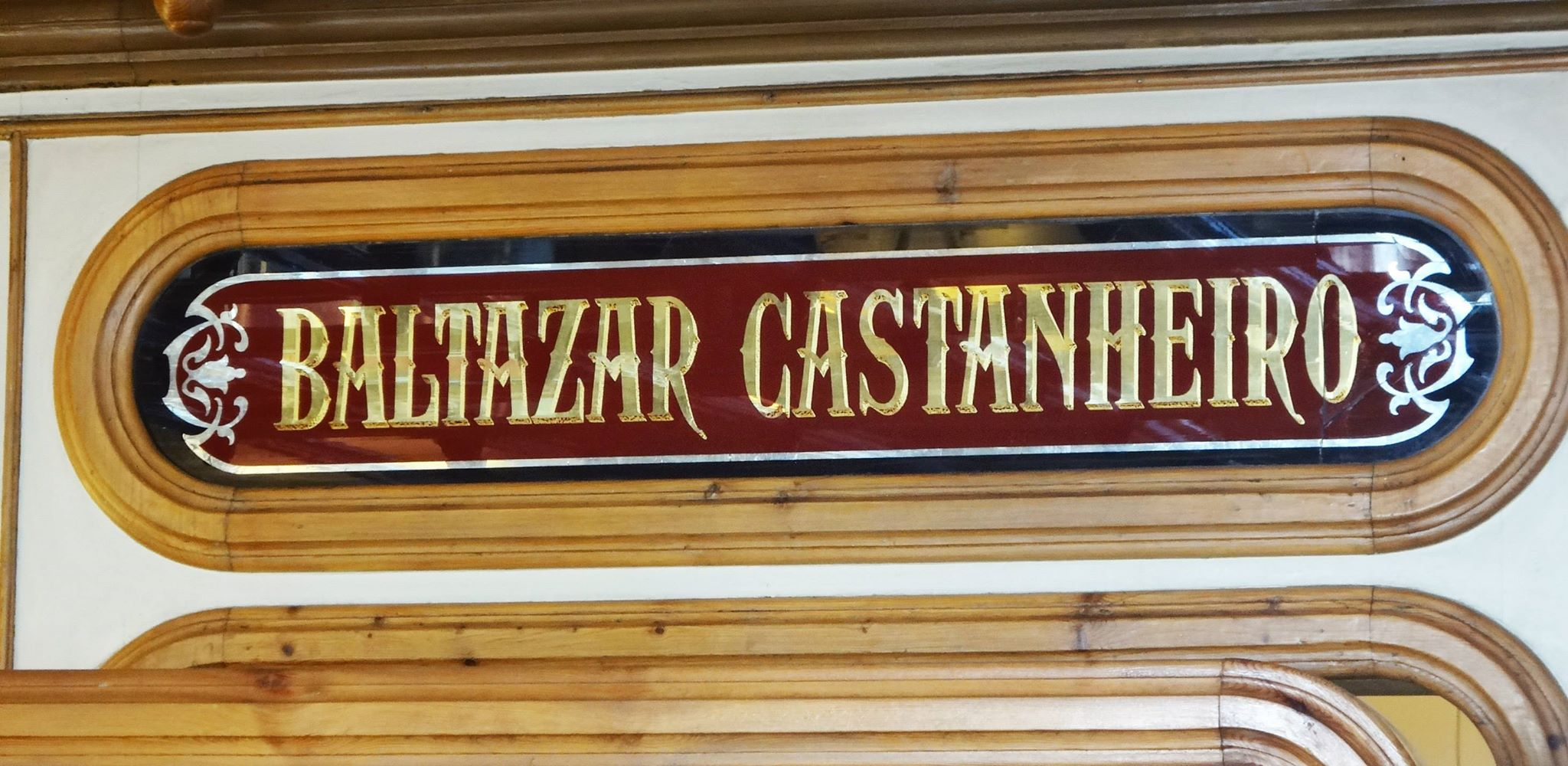 Baltazar Castanheiro, Confeitaria Nacional #Lisbon #lisboa @TurismodeLisboa @visitportugal Pan de oro sobre cristal