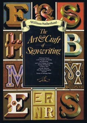 The art and craft of sign-writing W.G. Sutherland. 1987