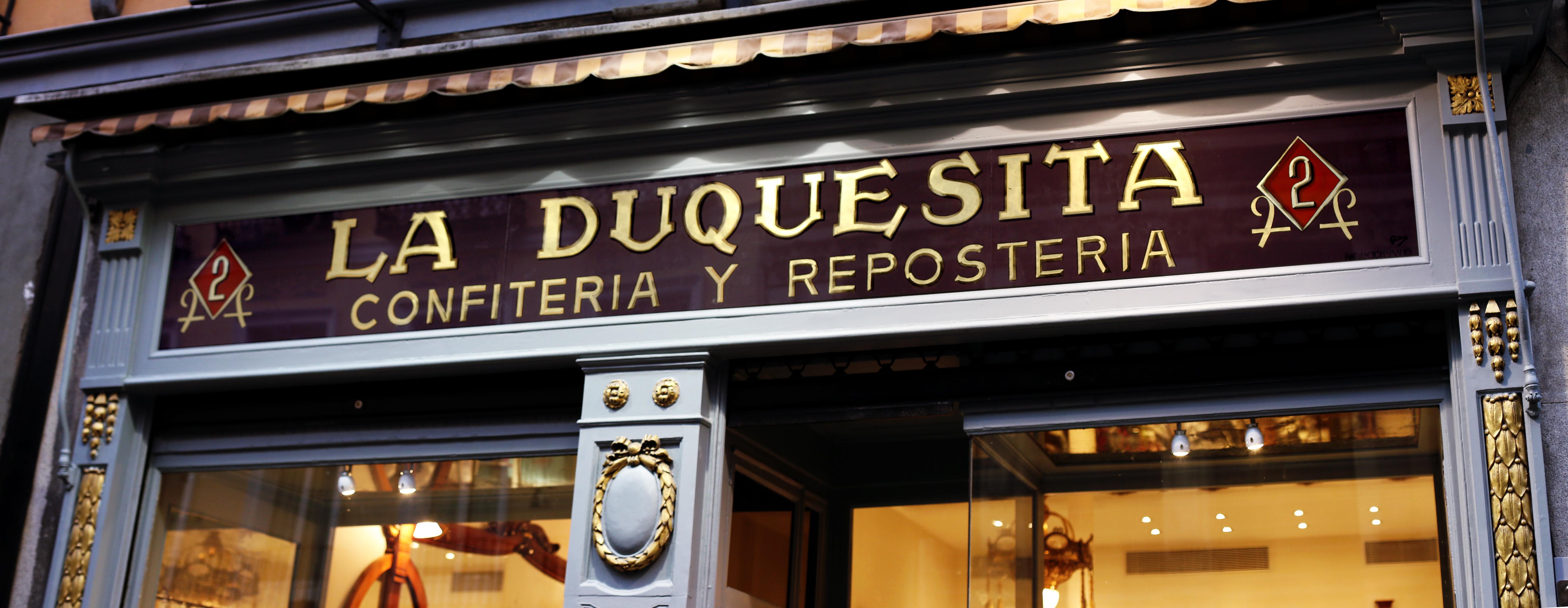 La duquesita Madrid rotulacion a mano (1)