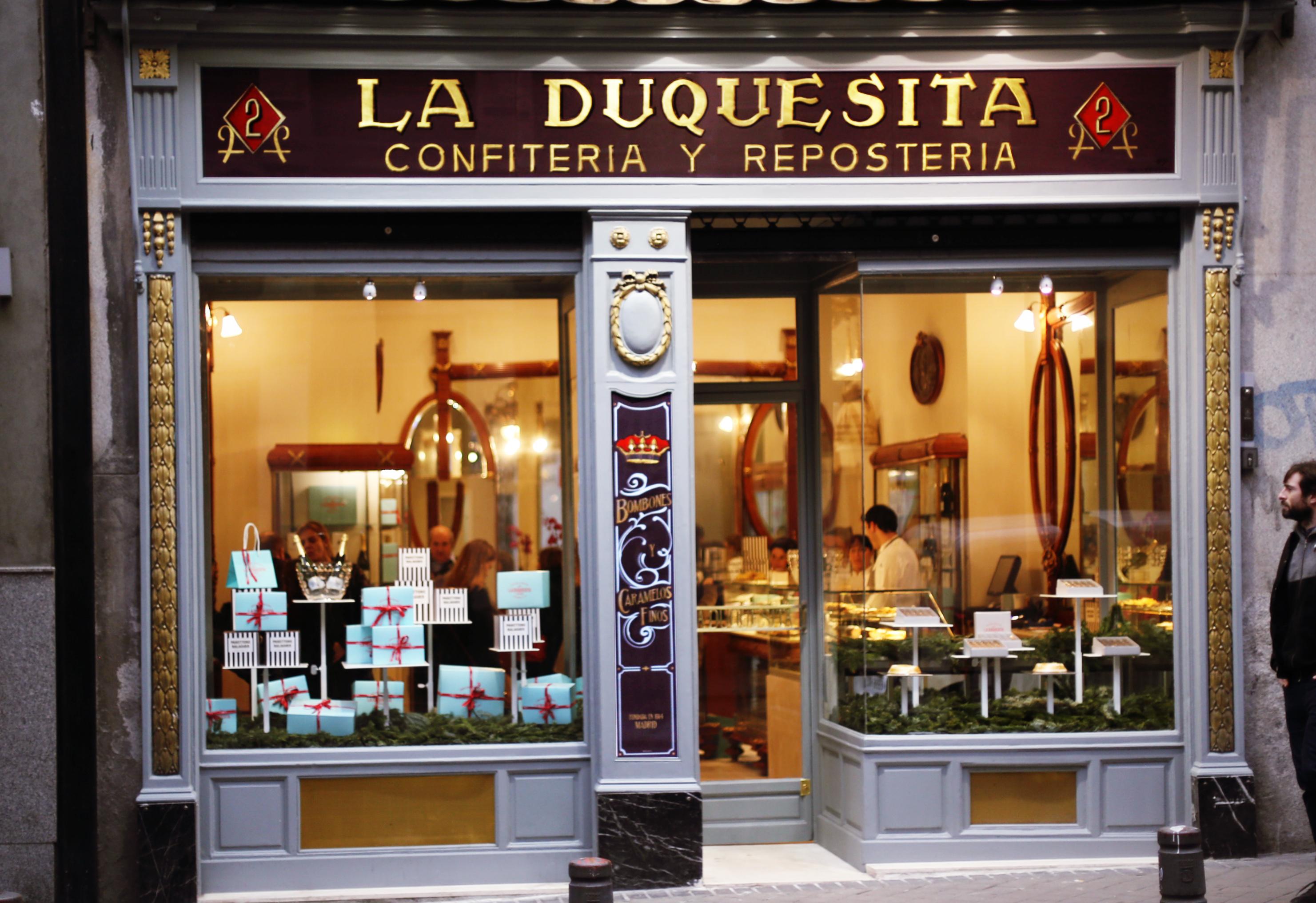 La duquesita Madrid rotulacion a mano (6)